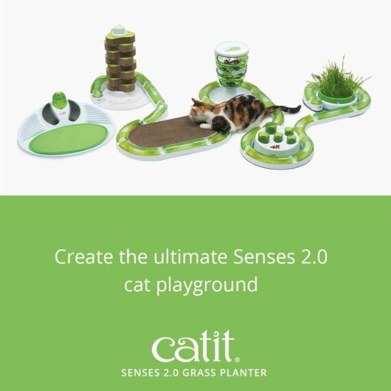 The Grass Planter is part of the Senses 2.0 line