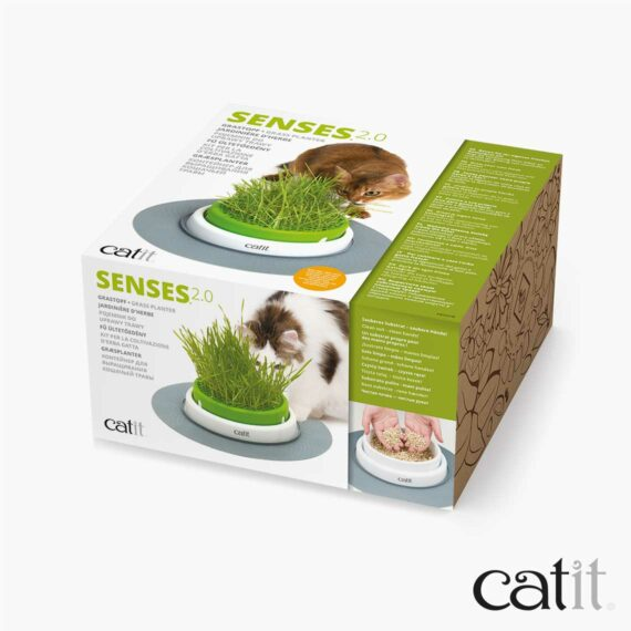 Grass Planter packaging