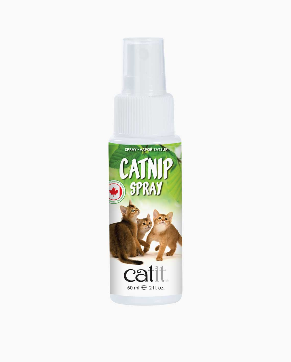 Image of the bottle of the catnip spray