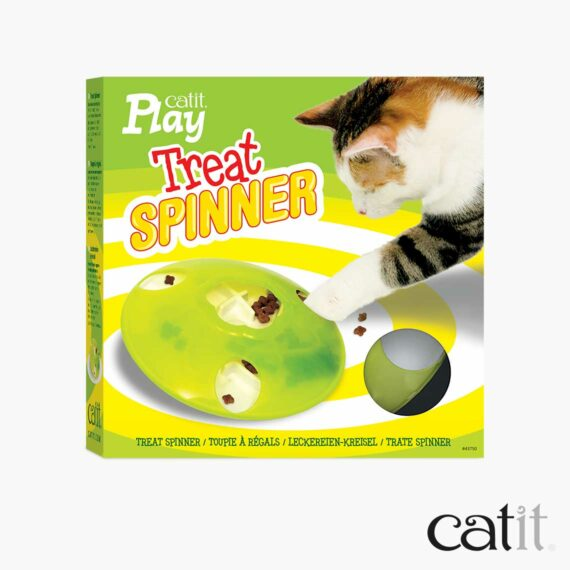 Catit Treat Spinner packaging
