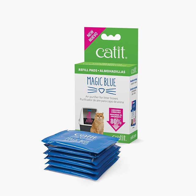 Refill pads for your magic blue litter box