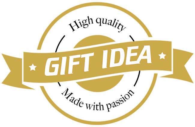 Logo for high quality gift ideas