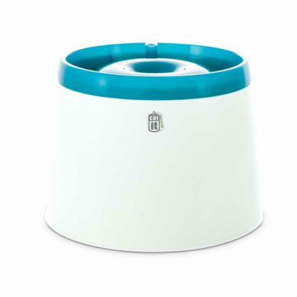 Fresh And Clear Drinking Fountain product image with a plastic top