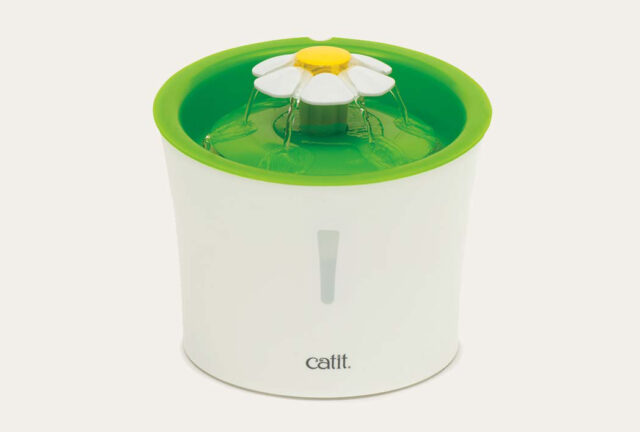 Flower fountain product image from the front