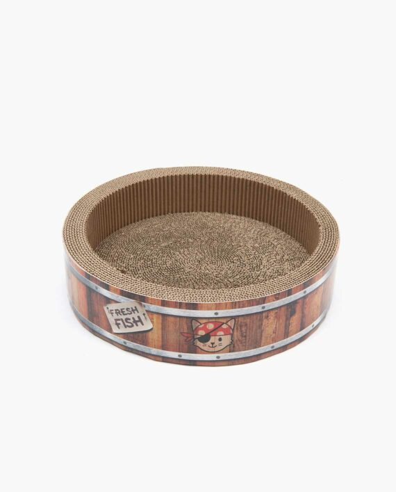 Pirates - Barrel Scratcher - small A