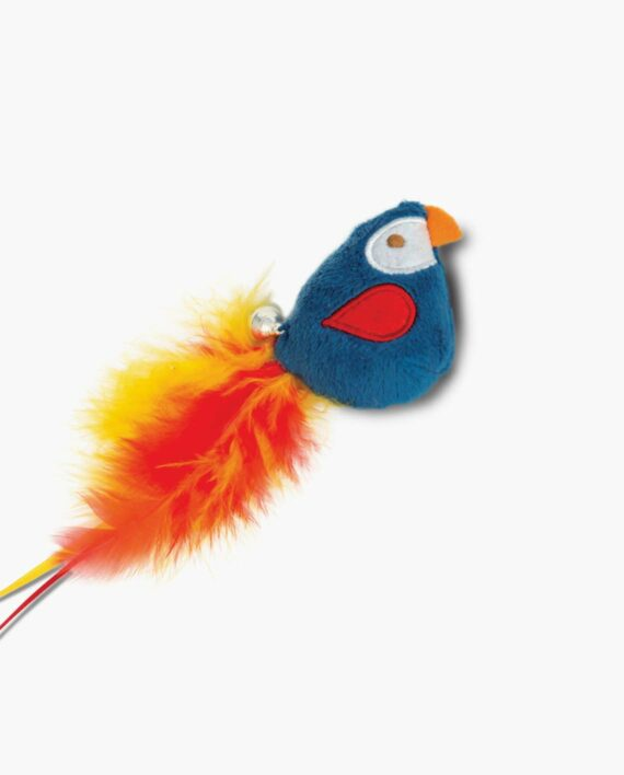 Pirates - Catnip Toy - Parrot A