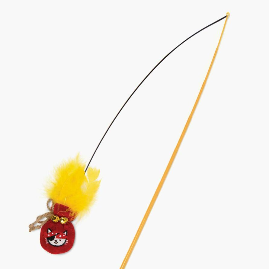 Pirates Wand Toy – Pouch of Gold