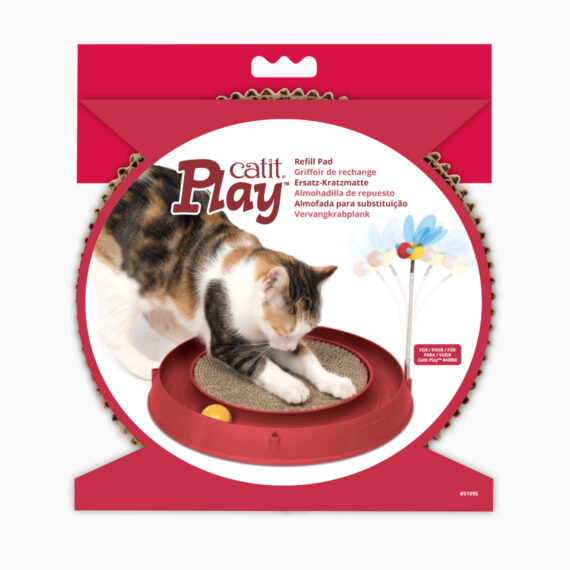 51095 - Catit Play N Scratch Replacement Pad - Packaging